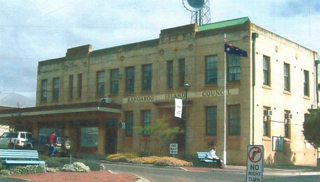 Kingscote Public Hall  43 Dauncey Street, Kingscote, SA
