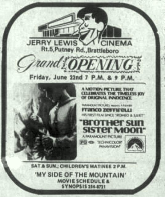 Kipling Cinema 6