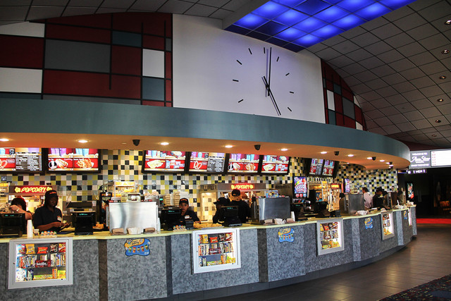 AmStar Cinemas 14 Dallas (Photo by Lindsay Jones)