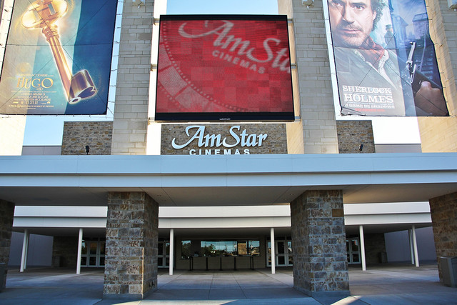 AmStar Cinemas 14 Dallas (Photo by Lindsay Jones)