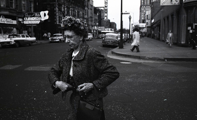 1962 photo credit and copyright Vivian Maier.