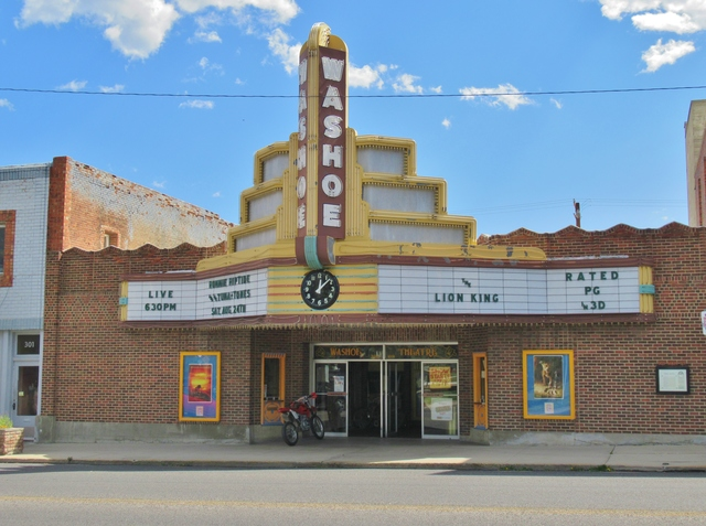 Washoe Theater