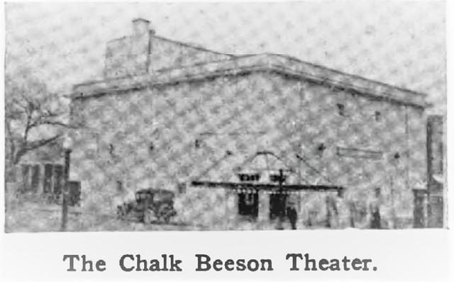 Chalk Beeson Theatre