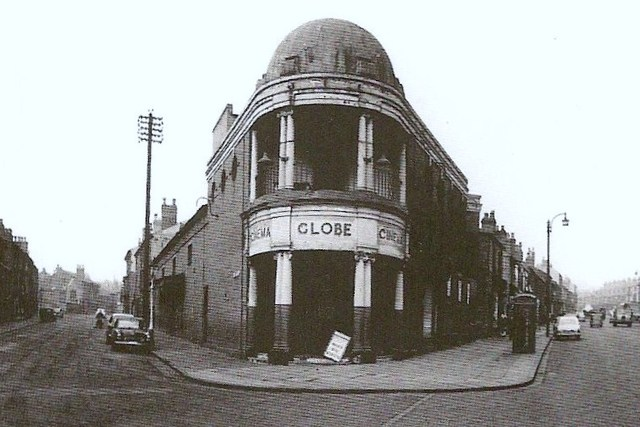 Globe Electric Palace