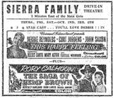 Sierra Family Drive-In