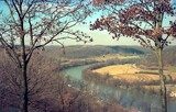 Ace-Hi to right of Muskingum River