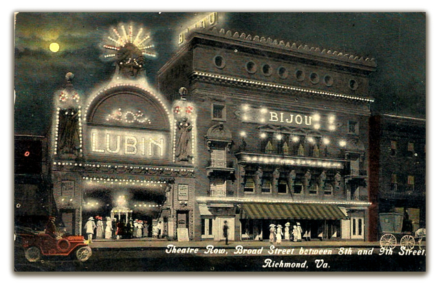 Bijou (Strand)...Richmond Virginia