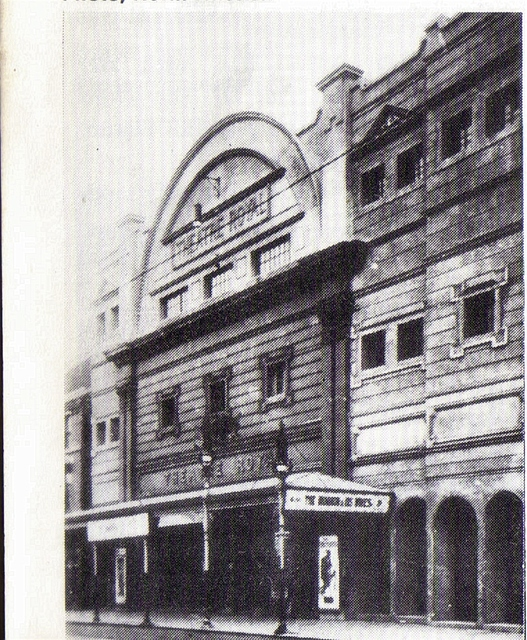 Theatre Royal Aston