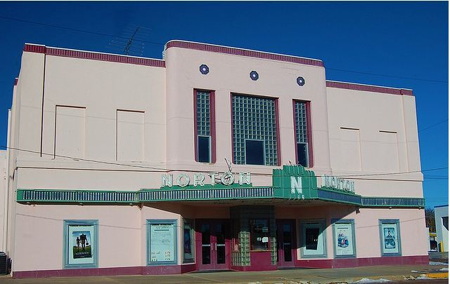 Norton Theater - Exterior
