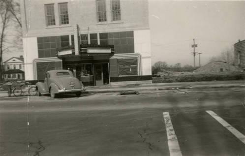 Circa 1940 photo credit Vince Nicklin.