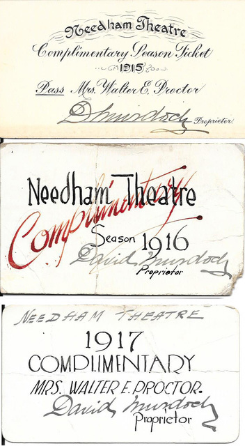 Needham Theatre