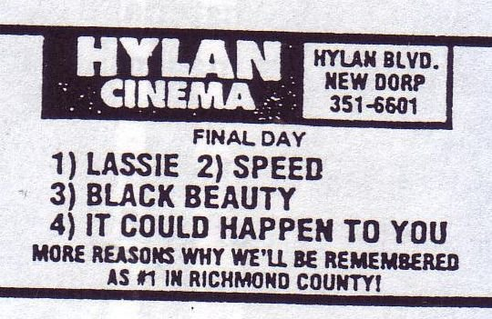 Last Ad - 1994
