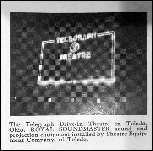 Telegraph Drive-In