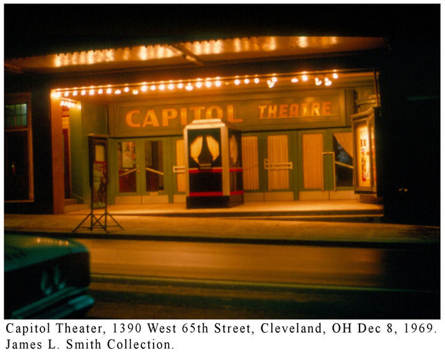 Capitol Theater in 1969