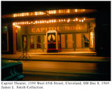 """[""""Capitol Theater in 1969""""]"""
