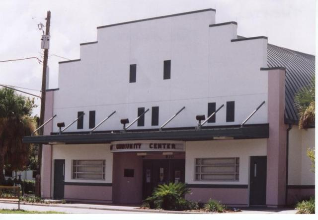 Annex Theatre, Winter Garden, Florida