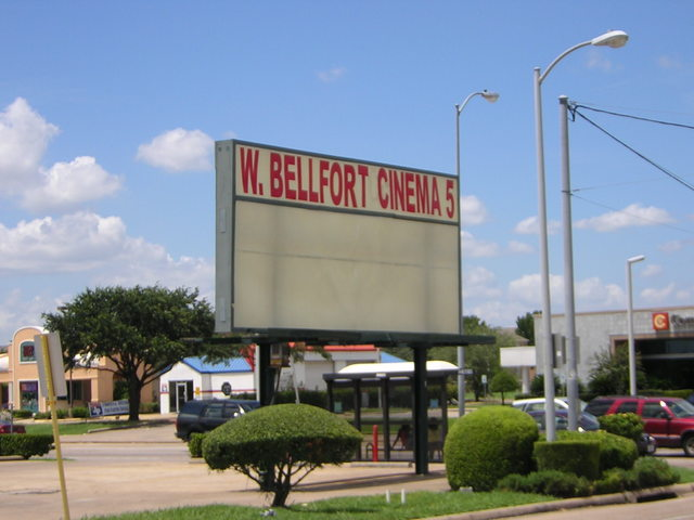 West Bellort 5 Signage