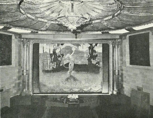 Kinema Theatre, Fresno