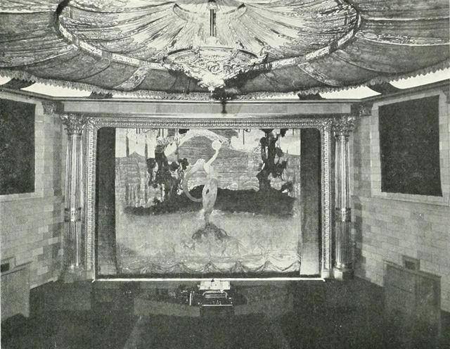 Kinema Theatre, Fresno