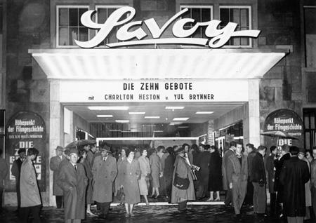 Atelier Kino Im Savoy-Theater Düsseldorf