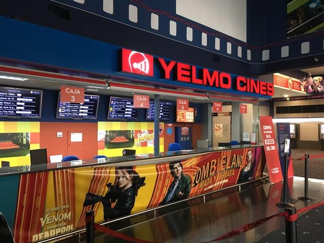 Yelmo Cines Islazul - Box Office