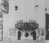 """[""""Lake Theatre, 1949""""]"""