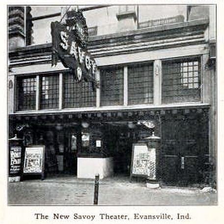 Savoy  - Evansville, IN