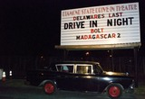 <p>Marquee Last night at the Drive-In with 59 Rambler</p>