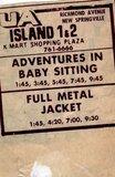 Last Ad -1987