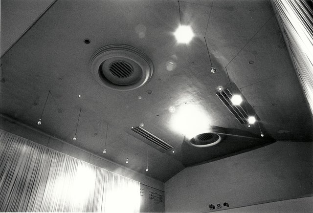Capitol Cinema One Ceiling