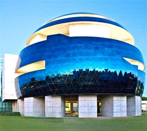 IMAX Dome Theatre at the MOSI