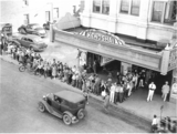LIFE Magazine photo essay on the Kenosha Theatre (1938)