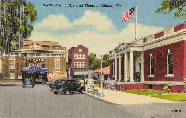 Athens Theatre, DeLand (1947)