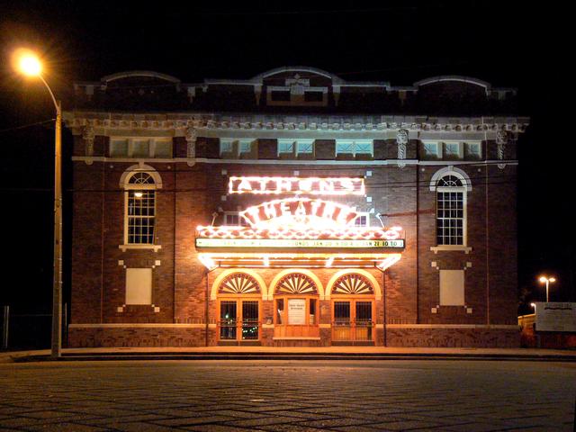 Athens Theatre, DeLand (2007)