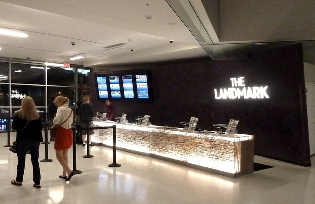 Landmark - Lobby