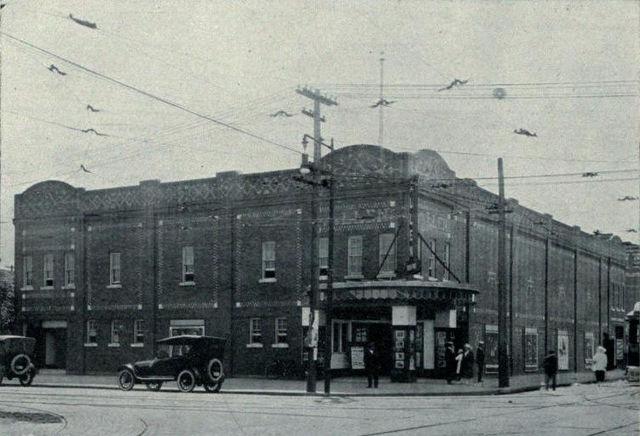 Allen Theatre, Regina, ca.1920