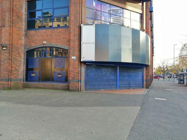 Movie House Dublin Road