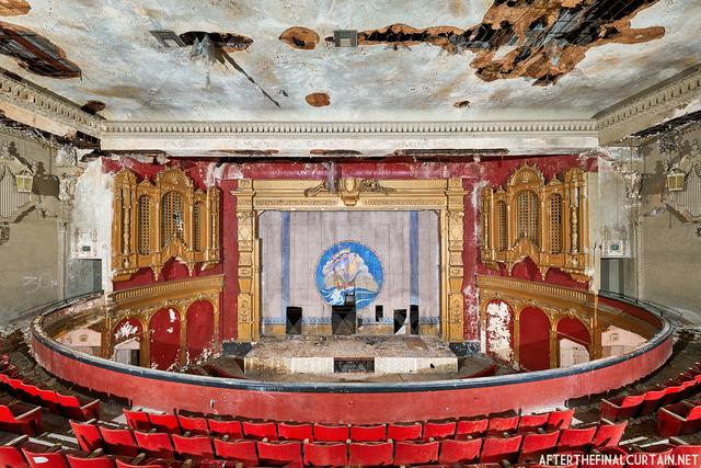 Auditorium of the California