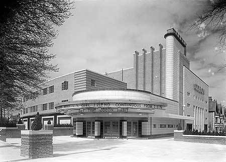 Odeon Cinema Colwyn Bay