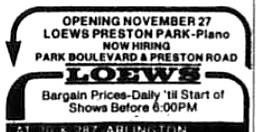 Loews Preston Park 6