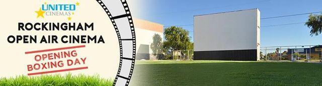 United Cinemas Rockingham Outdoor Cinema  14 Leghorn Street, Rockingham, WA 6168