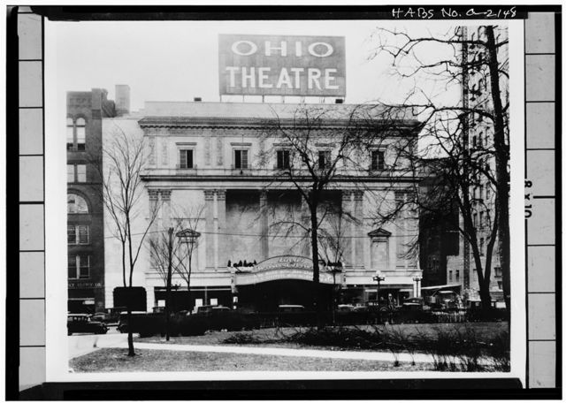 Loew's and United Artists Ohio Theatre - April, 1928