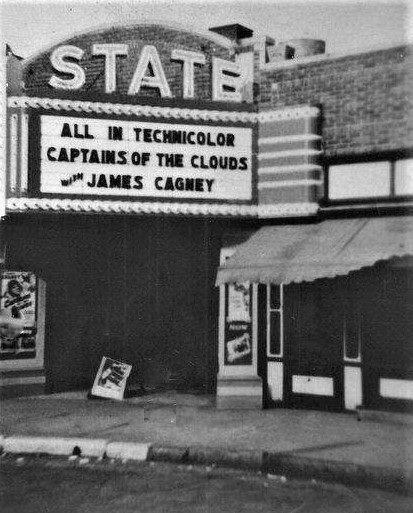 1942 photo courtesy Lee Bishop.