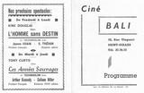 Bali Cinema