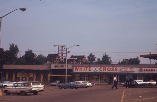 Monroe Theatre Late 60's