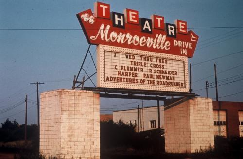 Monroeville Drive-In