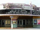 Tower Theatre Fresno, November 2011