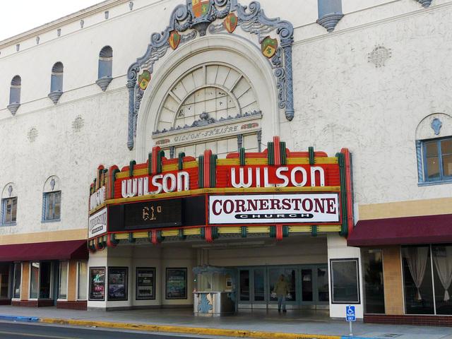 Wilson Theatre Fresno, November 2011