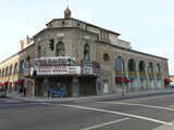 Warnor's Theatre Fresno, November 2011