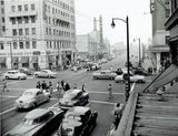 Wider, crisper version of the early `50s photo.